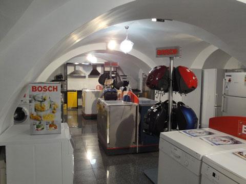 Нижний этаж магазина