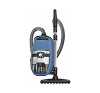 Bagless Miele vacuum cleaner with the parquet brush Blizzard CX1 Parquet Power Line SKCR3