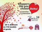 Yunitek Baku Shopping festivalına qoşulur