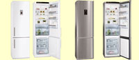 New models of refrigerators AEG for small kitchens