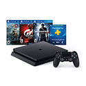 Oyun konsolu PlayStation 4 Slim 1 TB + 3 games