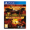 Game for PS4 Air Conflicts