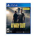 Game for PS-4 A way out