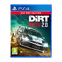 Game for PS-4 Dirt Rally 2.0