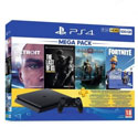 Game console PlayStation 4 Slim 1TB + 3 Oyun + PS Plus