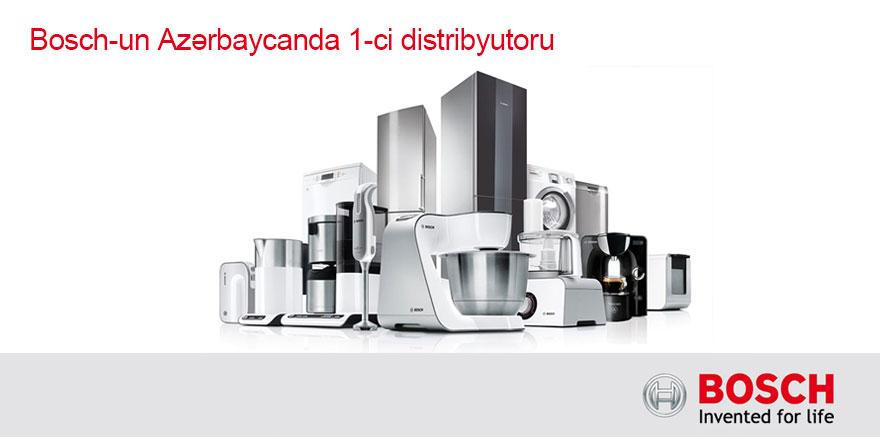 Bosch-un Azərbaycanda 1-ci distibyutoru